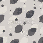 Rainy Months Vector Pattern