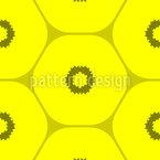 Agarrarem-se uns aos outros Design de padrão vetorial sem costura