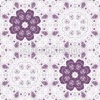 Florales Etwas Designmuster