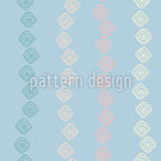 Spiral square stripes Seamless Vector Pattern Design