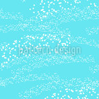 Sparks on water Seamless Pattern