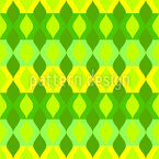 Arranged comb Repeating Pattern