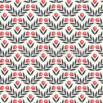 Lebhafte Beeren Nahtloses Muster