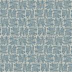 Kobe Reduzido Design de padrão vetorial sem costura