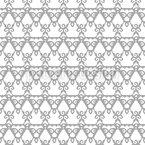 Vintage Bordüren Nahtloses Muster