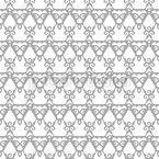 Vintage Bordure  Seamless Pattern