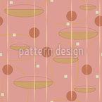 Geometric Retro Shapes Vector Design