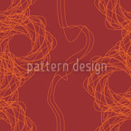 Abstract Lines Seamless Vector Pattern Design