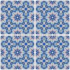 Innerhalb Einzelner Quadrate Musterdesign
