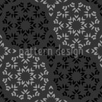 Diagonal Is Beautiful Vector Ornament