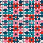 Florella Bordura Pattern Design