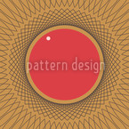 Round Shapes Seamless Vector Pattern Design