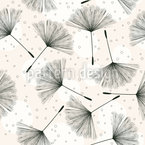 Blowball Fly Repeating Pattern