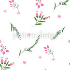 Floral and Greenery  Vector Ornament