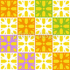 Square Beside Square Seamless Vector Pattern