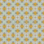 Elegantes dekoratives Gitter Rapportiertes Design
