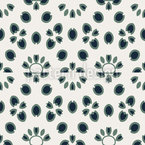 Floral Ways Seamless Vector Pattern Design
