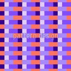 Asymmetrical checks Vector Pattern