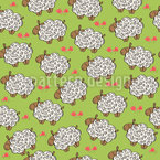 Sheeps on Meadow  Design Pattern
