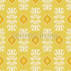 Vintage And Floral Design Pattern