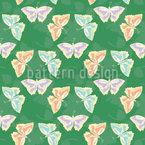 Butterflies Geometry Vector Design