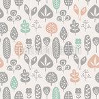 Pastell-Blätter Rapport