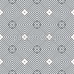 Blumenkachel Simulation Musterdesign