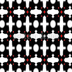 Penguin Connection Seamless Vector Pattern Design
