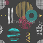 A Lot Of Different Materials Seamless Vector Pattern Design