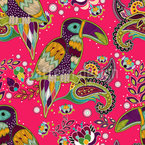 Yoga Animal  Pattern Design