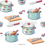 Cooking Utensils Design Pattern