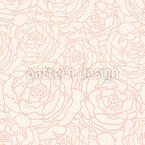 Floral Ocean Vector Ornament