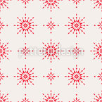 Scandinavian Christmas Seamless Pattern