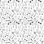 Kosmetik Doodles Rapport