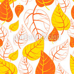 Haunted Foliate Design Pattern
