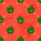 Happy Melon Pattern Design