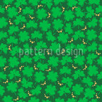 Cloverfield Seamless Vector Pattern