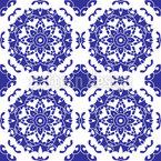 Aufgeweckter Duft Muster Design