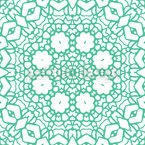 Lovely Forms Seamless Vector Pattern Design