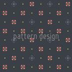 Blumenblätter Wie Herzen Vektor Design