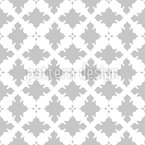 Dapper Lattice Seamless Pattern
