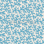 Floating Coral Pattern Design