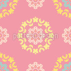 With Softness Seamless Vector Pattern