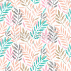 Pastel Foliage Vector Design