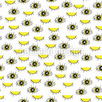 Sunny eyes Repeat Pattern