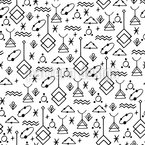 Symbolic pattern Repeat Pattern