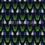Pearlhyacinth-Couple Seamless Pattern