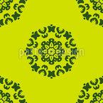 装飾ドット シームレスなベクトルパターン設計