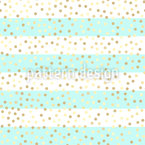 Gold Glitter Seamless Vector Pattern Design