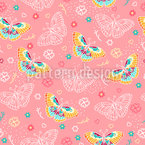 Elegant Butterflies Vector Design